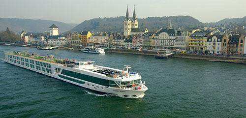 Luxury River Cruise Ships