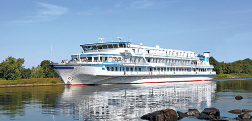 Luxury River Cruise Ships
